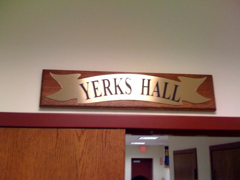 Cos Cob Volunteer Fire Department Dedicates Hall To James Leroy Yerks