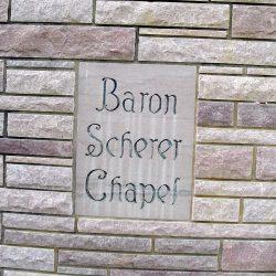 The Baron Scherer Chapel
