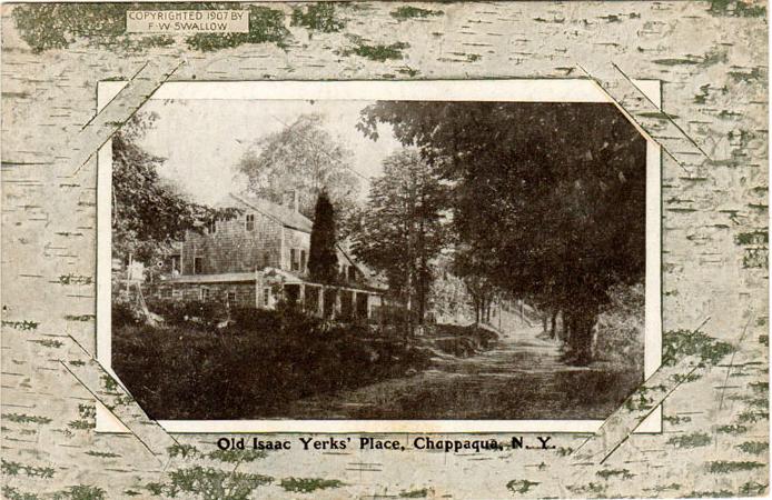Isaac Yerks Place on Chappaqua Street