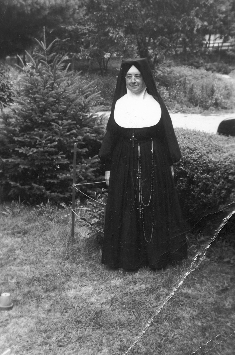 Elizabeth Sheehan (Sister Susannah)