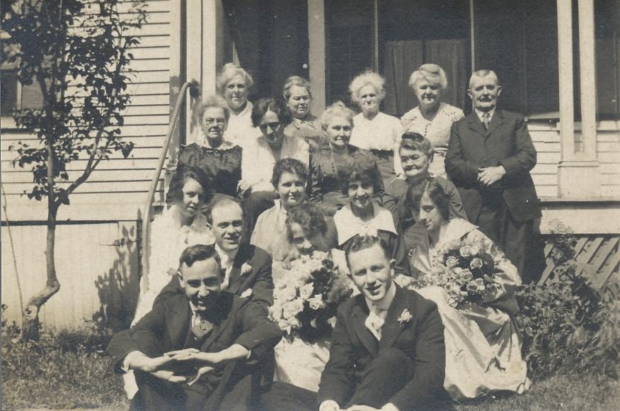 Hayes - Sheehan Wedding