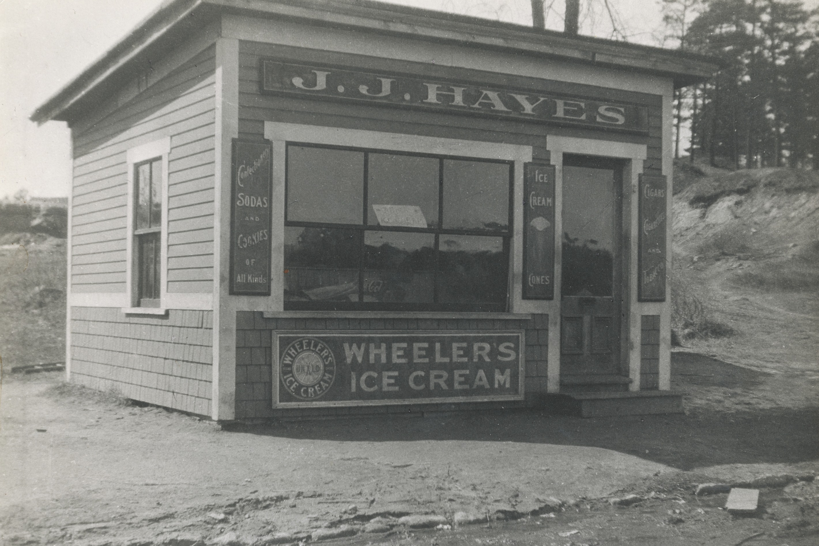 Jeremiah J Hayes Variety Store in Manchester, NH