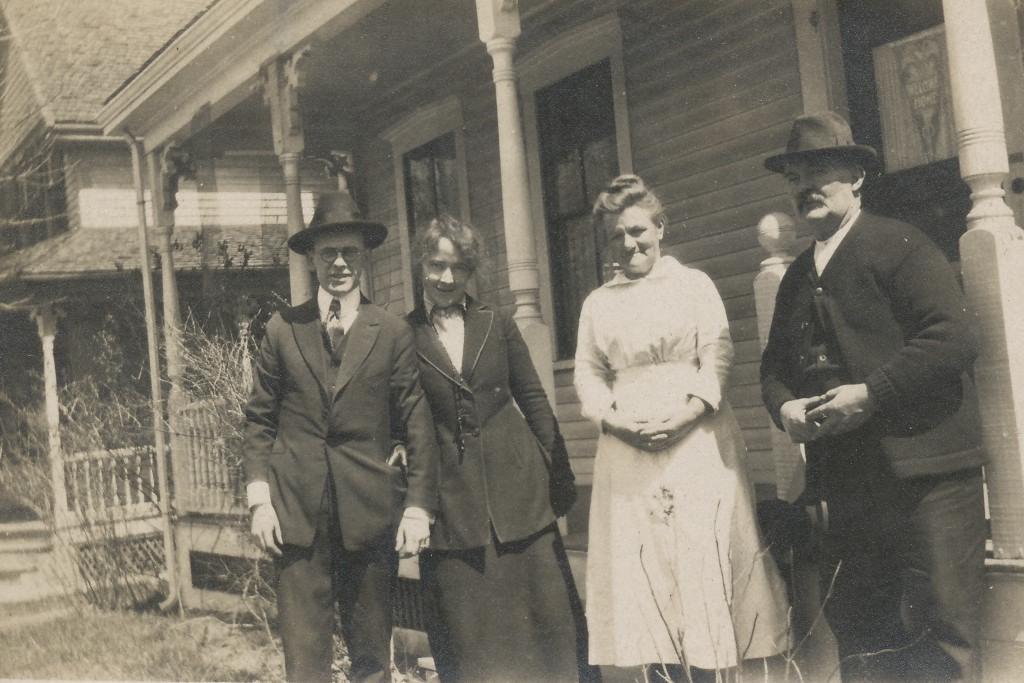 Jeremiah Hayes, Margaret Sheehan. Ellen Flynn Sheehan and John J Sheehan