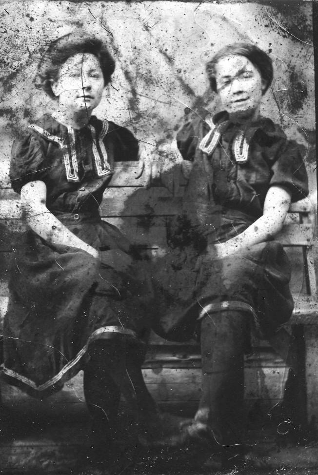 Margaret and Elizabeth Sheehan