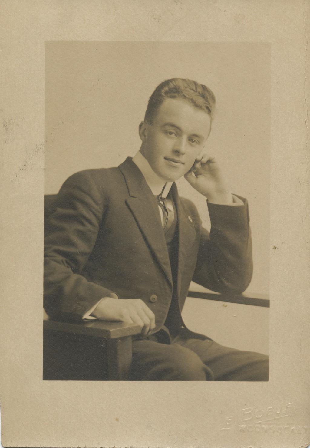 Young William Sheehan